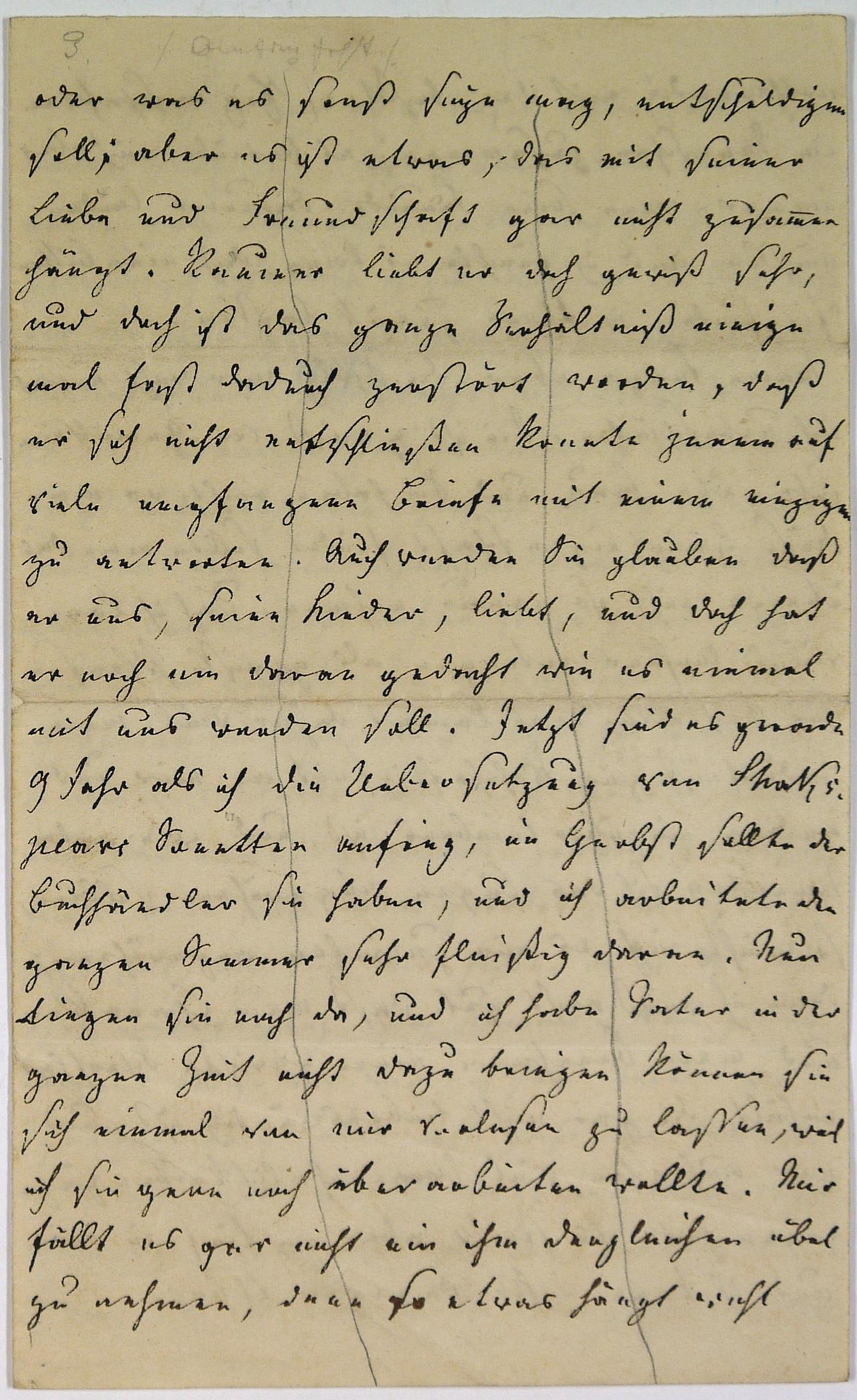"""Anne Baillot, Sophia Zeil (Hrsg.): Brief von Dorothea Tieck an Friedrich von Uechtritz (Fragment) (ohne Ort, ohne Datum). Bearb. v. Sophia Zeil. In: Anne Baillot (Hrsg.), """"Briefe und Texte aus dem intellektuellen Berlin um 1800"""". Berlin: Humboldt-Universität zu Berlin. http://tei.ibi.hu-berlin.de/berliner-intellektuelle/manuscript?Brief05DorotheaTieckanUechtritz. Stand: 4. September 2014."""